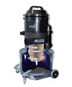3-Filterstufentechnik